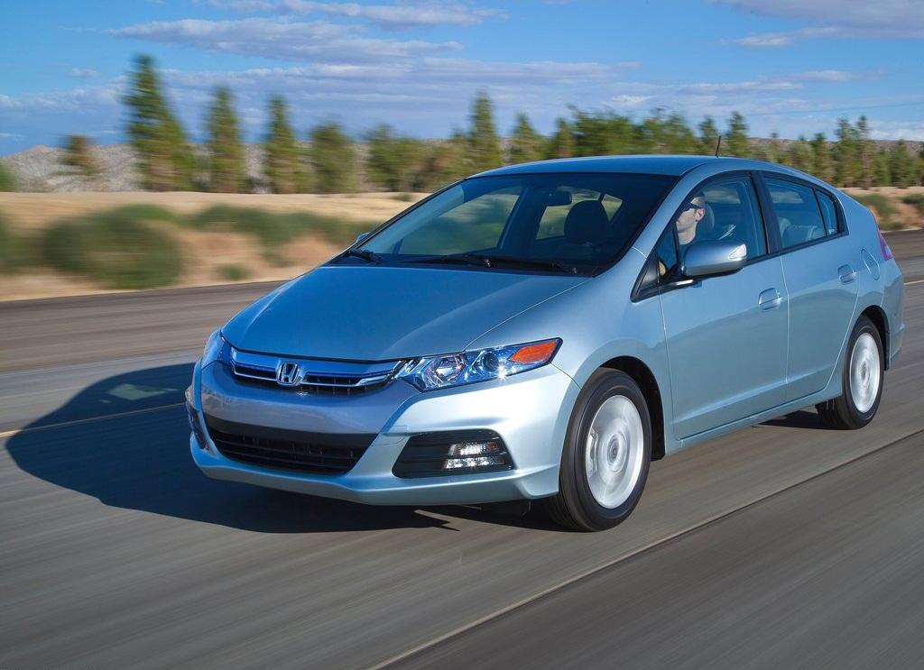 2012 Honda Insight (View 1 of 8)