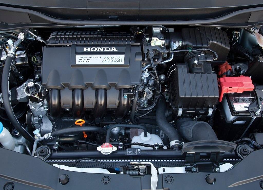 2012 Honda Insight Engine (View 3 of 8)