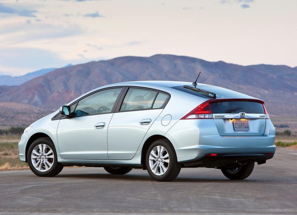 2012 Honda Insight Rear (View 5 of 8)