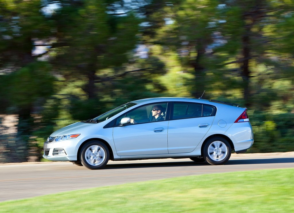 2012 Honda Insight Side (View 6 of 8)