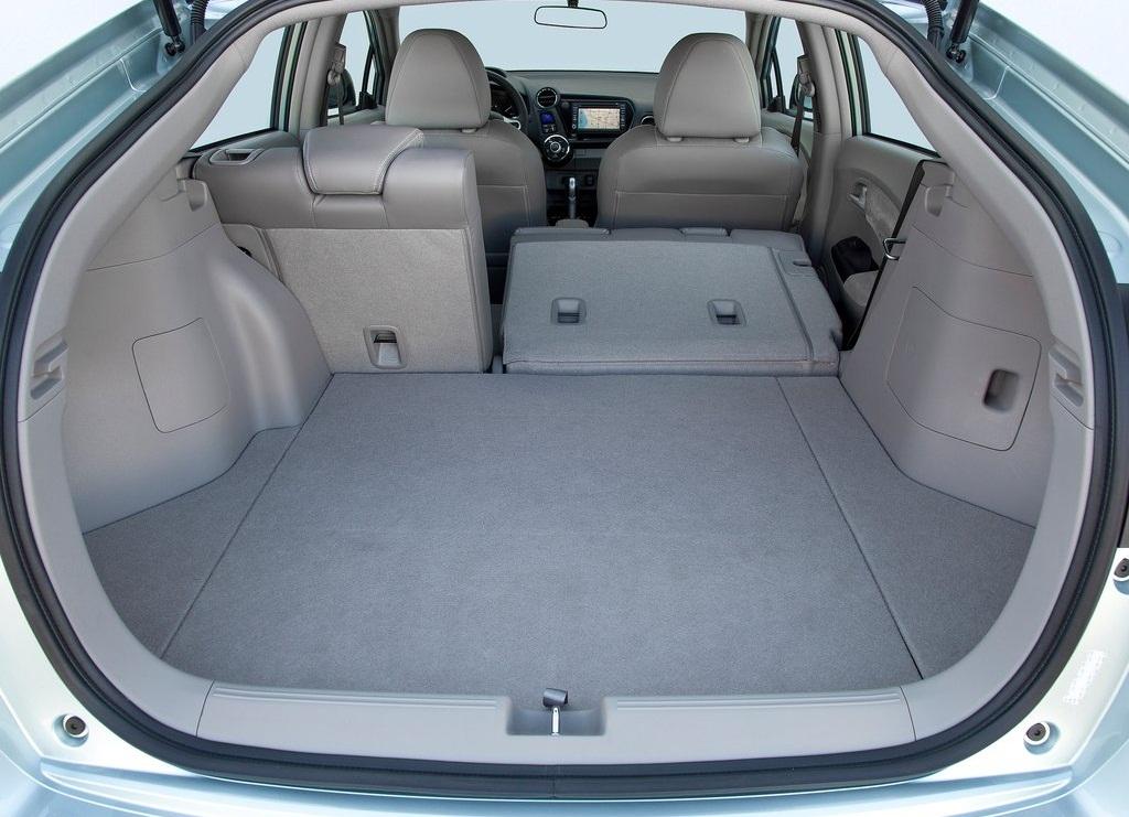 2012 Honda Insight Trunk (View 7 of 8)