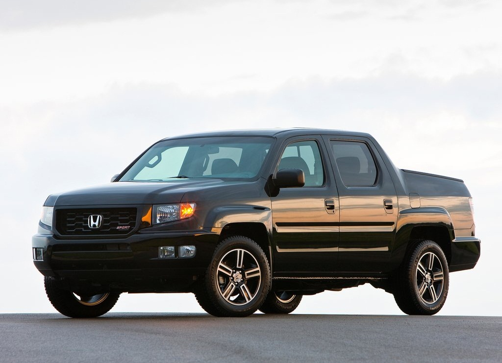 2012 Honda Ridgeline Sport Emotional Concept Pictures Gallery (7 Images)