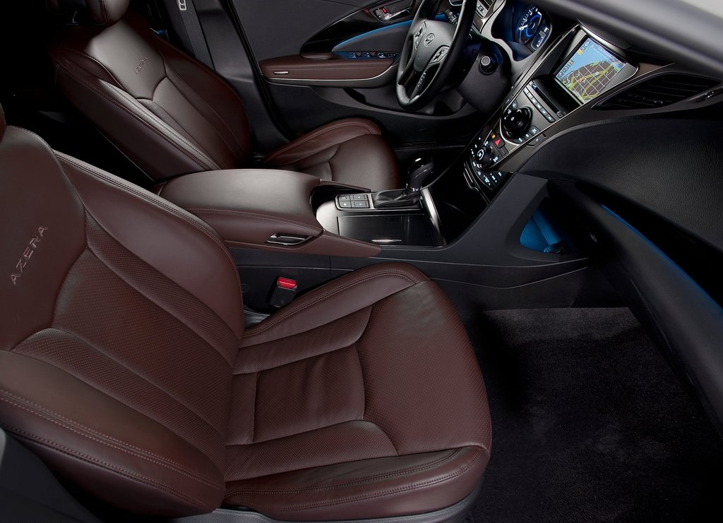 2012 Hyundai Azera Seat (Photo 7 of 8)