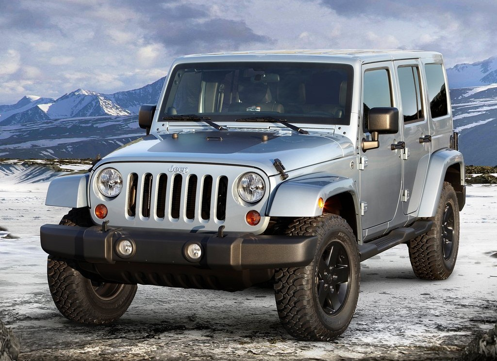 2012 Jeep Wrangler Arctic Front (Photo 4 of 6)