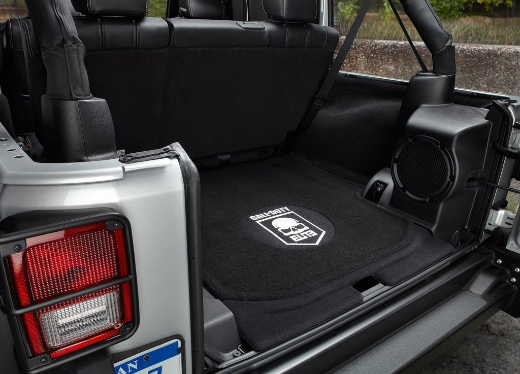 2012 Jeep Wrangler MW3 Trunk (Photo 7 of 7)