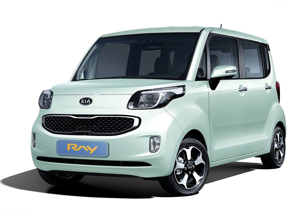 Featured Image of 2012 Kia Ray Compact Urban Concept