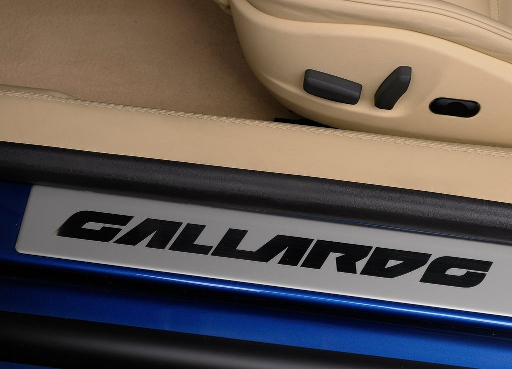 2012 Lamborghini Gallardo LP550 2 Spyder Logo (Photo 4 of 7)