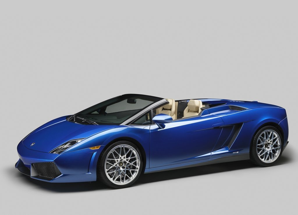 Featured Image of 2012 Lamborghini Gallardo LP550 2 Spyder Review