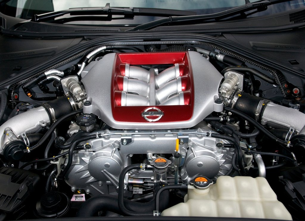 2012 Nissan GT R Engine (Photo 4 of 9)
