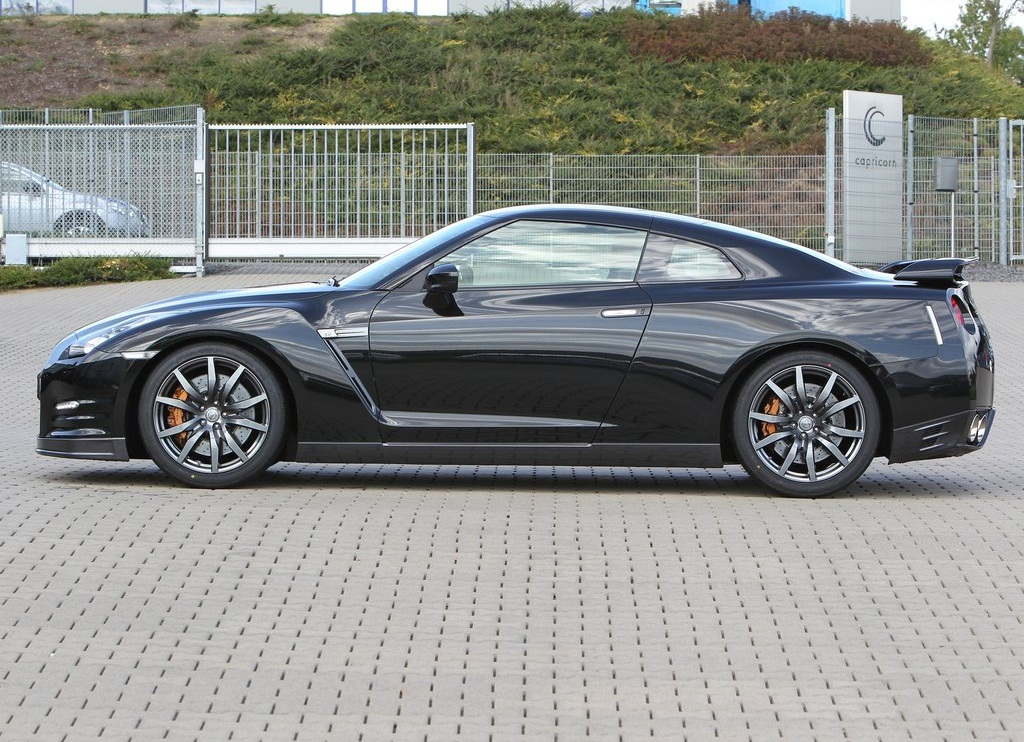 Featured Image of 2012 Nissan GT R Responsif Supercar