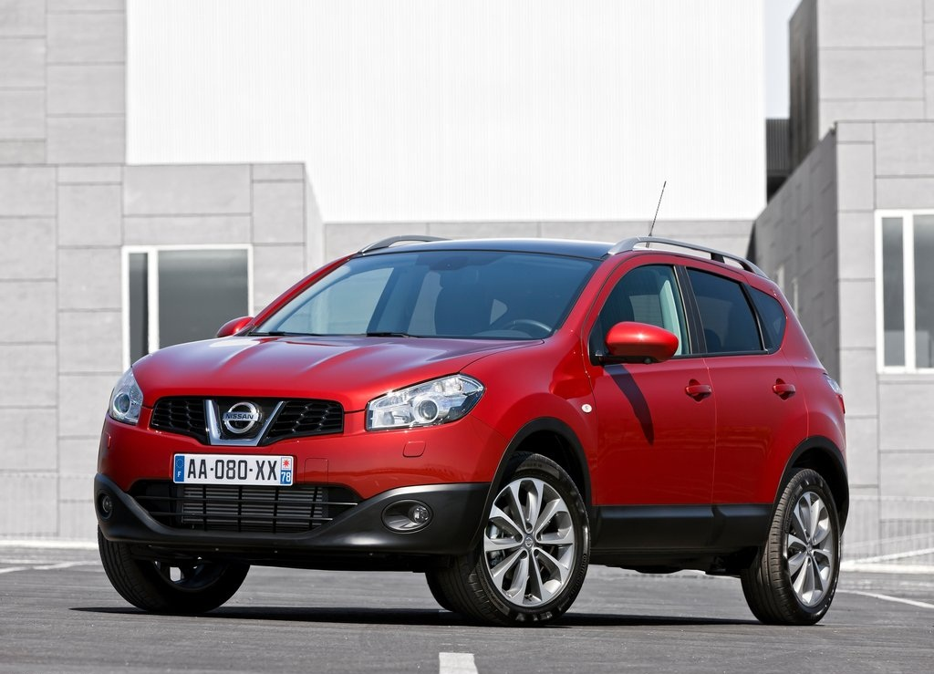2012 Nissan Qashqai (Photo 1 of 6)