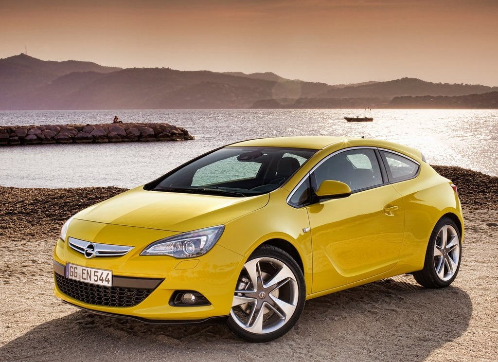 2012 Opel Astra GTC  (Photo 2 of 8)