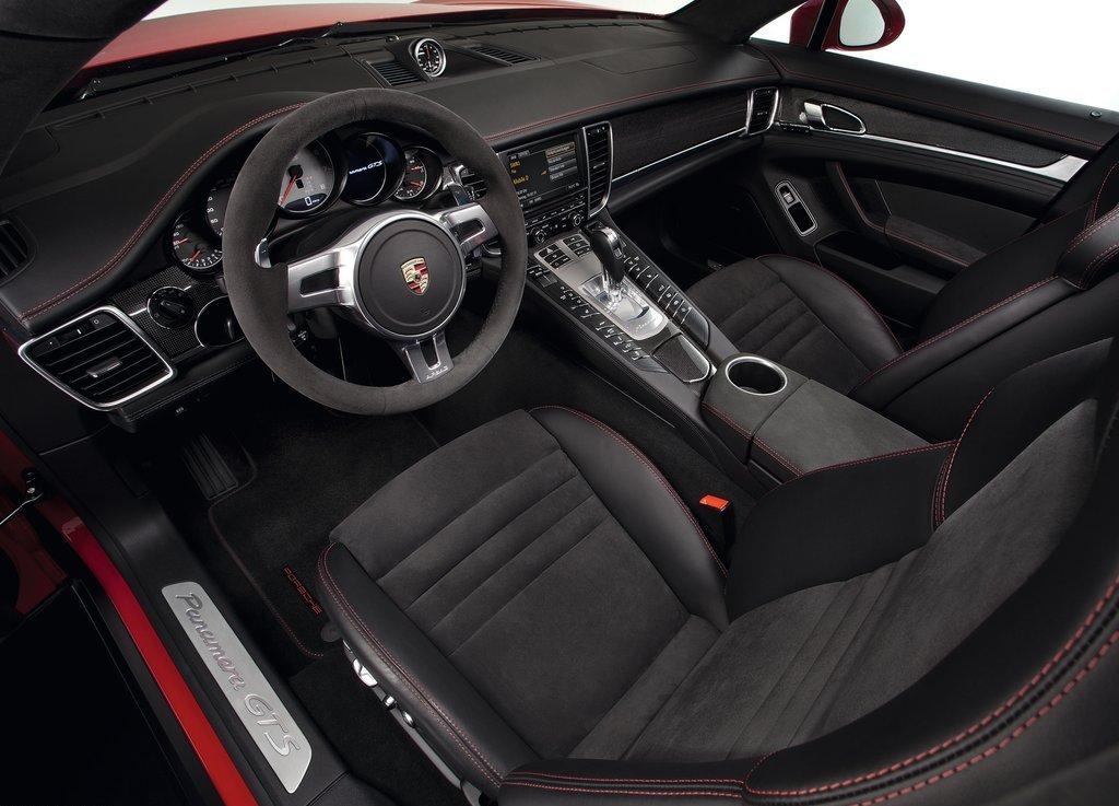 2012 Porsche Panamera GTS Interior (Photo 4 of 7)