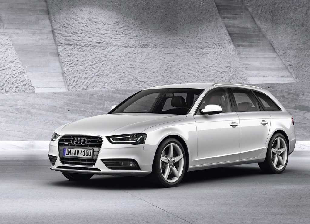 Featured Image of 2013 Audi A4 Avant Efficient Elegant Emotional