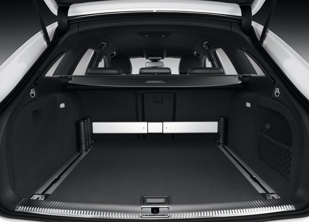 2013 Audi A4 Allroad Quattro Trunk (Photo 9 of 9)