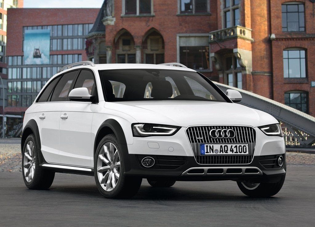 Featured Image of 2013 Audi A4 Allroad Quattro Elegant Sporty Emotional