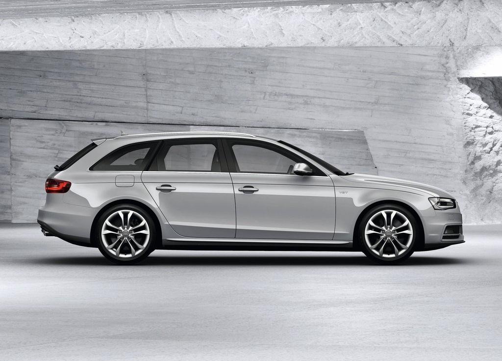 2013 Audi S4 Avant Side (Photo 7 of 7)