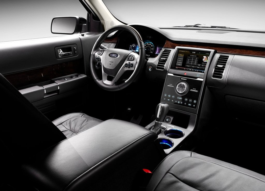 2013 Ford Flex Interior (View 4 of 6)