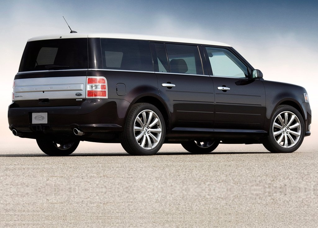 2013 Ford Flex Side (Photo 6 of 6)
