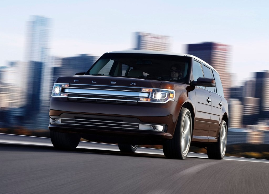 2013 Ford Flex (Photo 1 of 6)