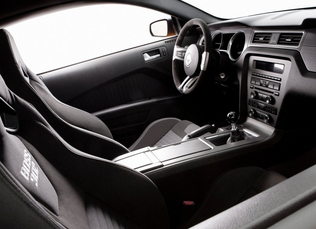 2013 Ford Mustang Boss 302 Interior (View 4 of 7)
