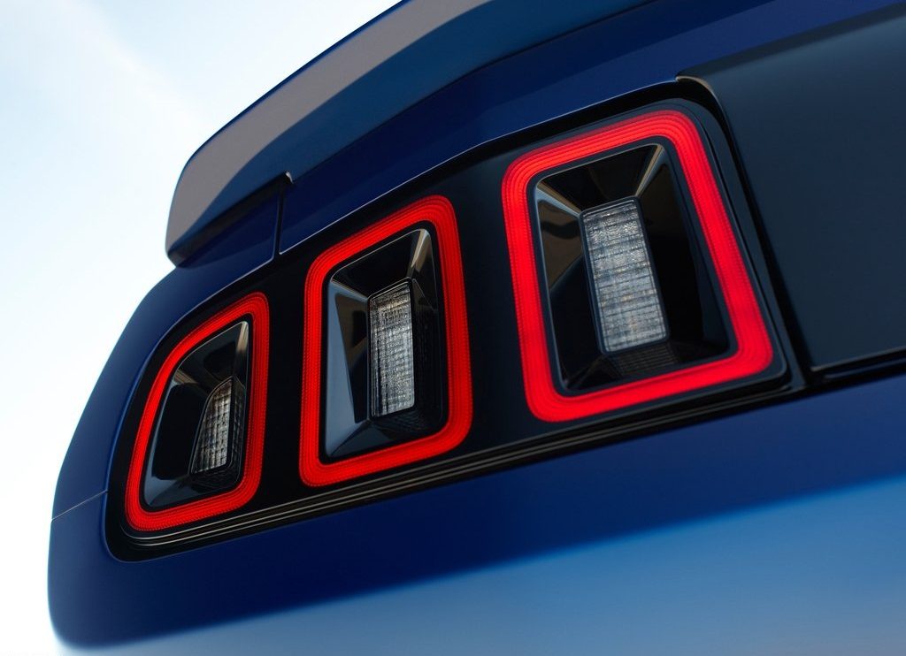 2013 Ford Mustang Behind Lamps (View 2 of 6)
