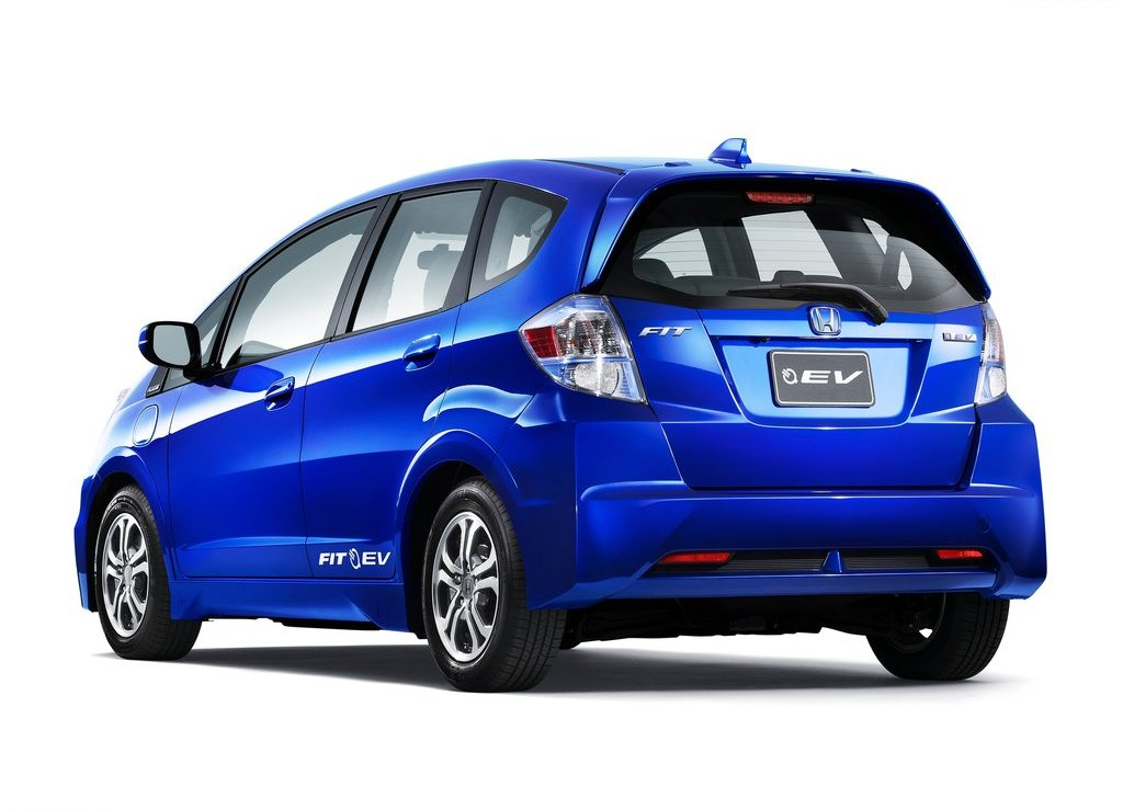 2013 Honda Fit EV Rear (Photo 5 of 5)