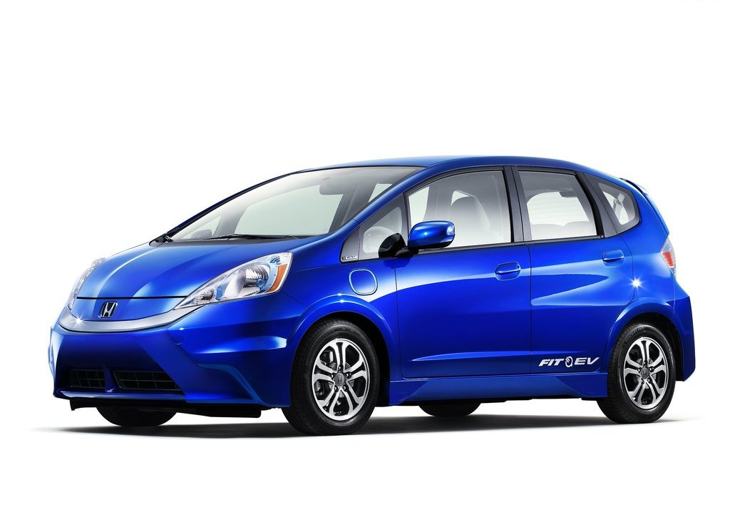 Featured Image of 2013 Honda Fit EV Reviews
