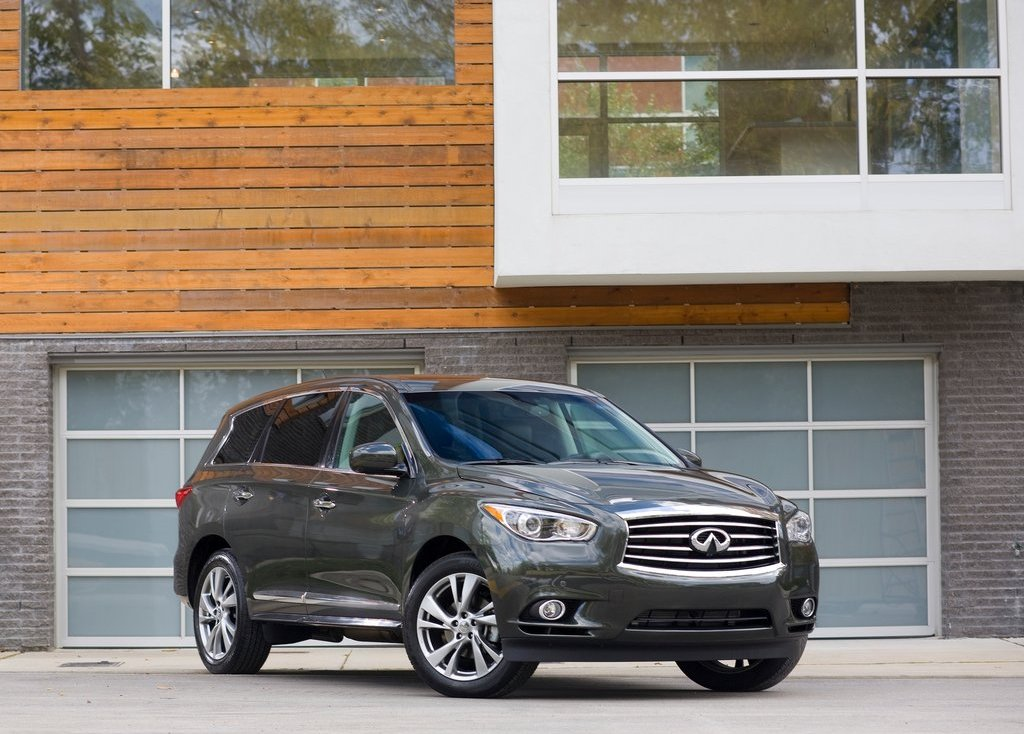 2013 Infiniti JX Front (View 1 of 9)