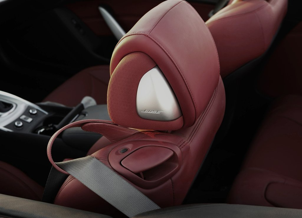 2013 Infiniti JX Seat (Photo 8 of 9)