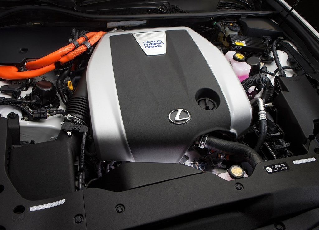 2013 Lexus GS 450h Engine (Photo 2 of 10)