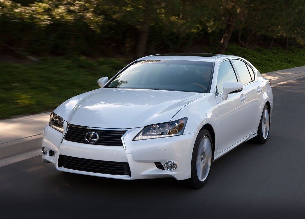 2013 Lexus GS 450h Front (Photo 4 of 10)