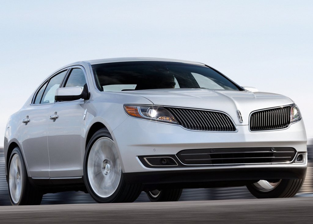 2013 Lincoln MKS Front (Photo 2 of 8)