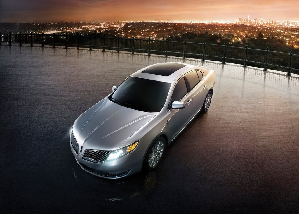 2013 Lincoln MKS Top (Photo 7 of 8)