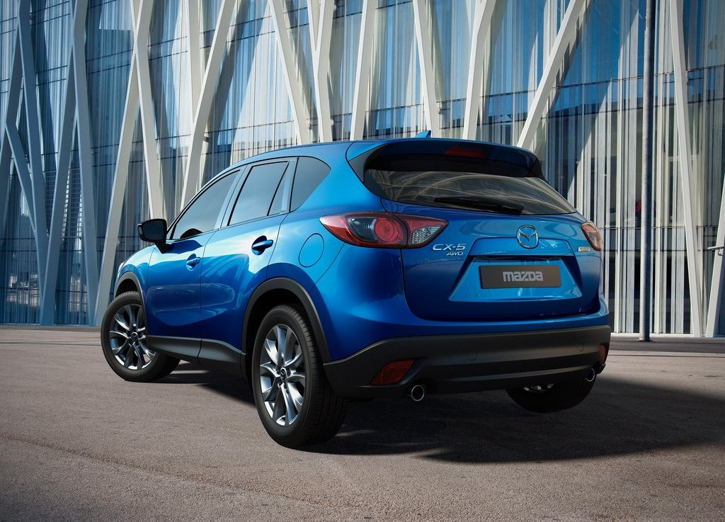 2013 Mazda CX 5 Behind (View 1 of 9)