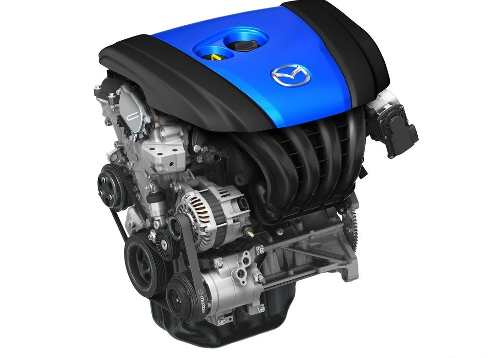 2013 Mazda CX 5 Engine  (Photo 4 of 9)