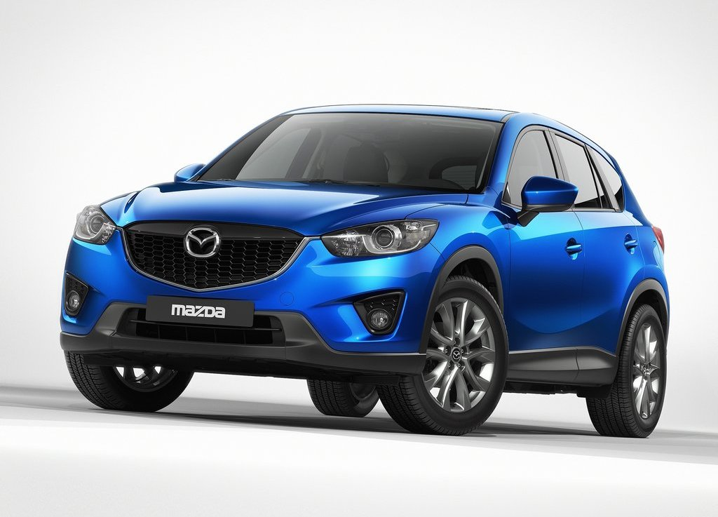 2013 Mazda CX 5 Front (Photo 5 of 9)