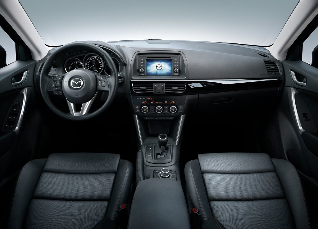 2013 Mazda CX 5 Interior (Photo 6 of 9)