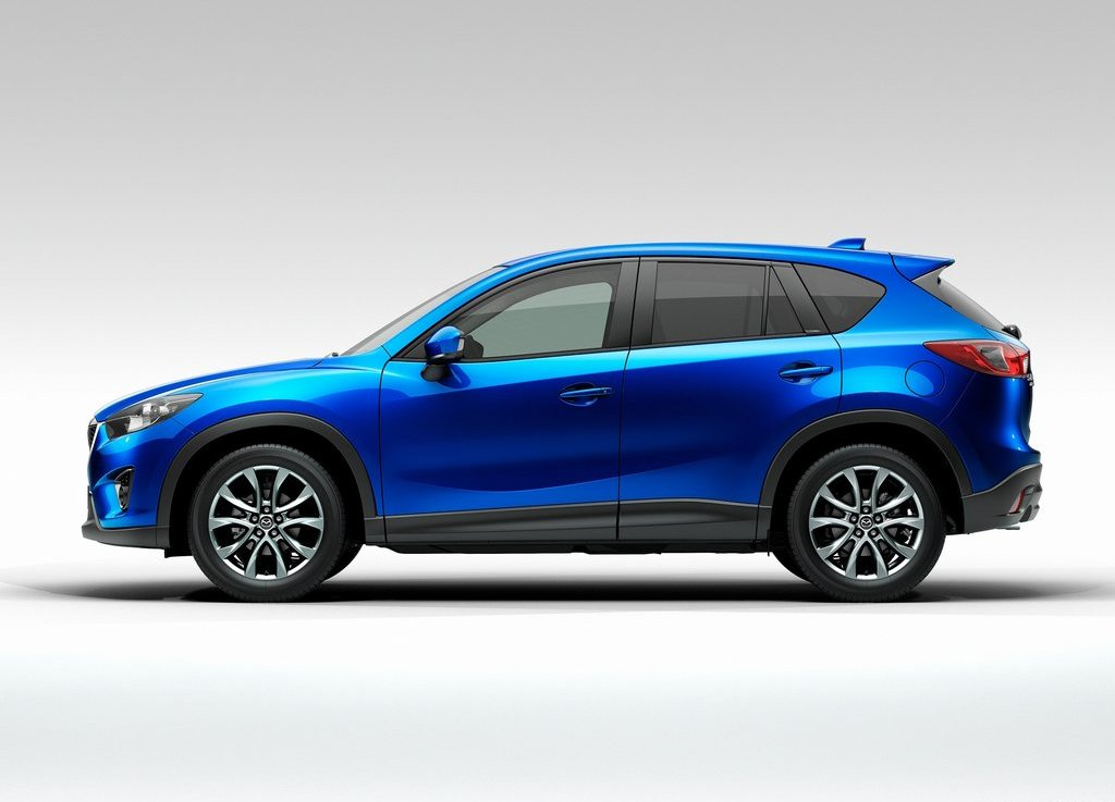 2013 Mazda CX 5 Side (View 7 of 9)