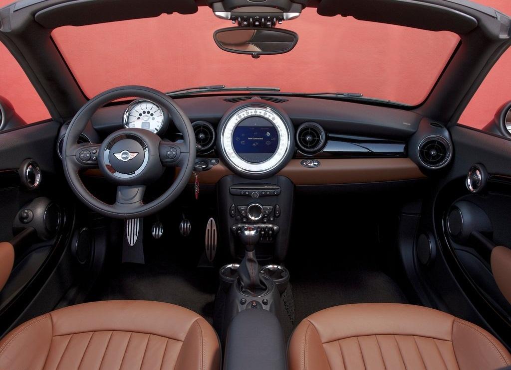 2013 Mini Roadster Interior (Photo 6 of 10)