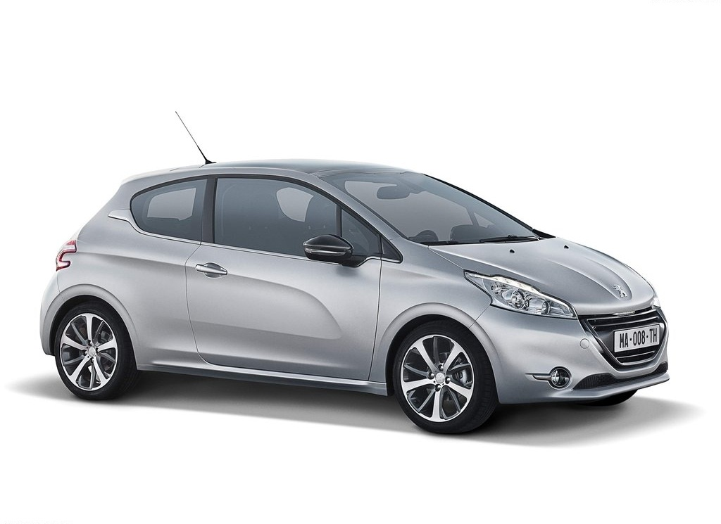 Featured Image of 2013 Peugeot 208 Ambitious Aerodynamic Efficient