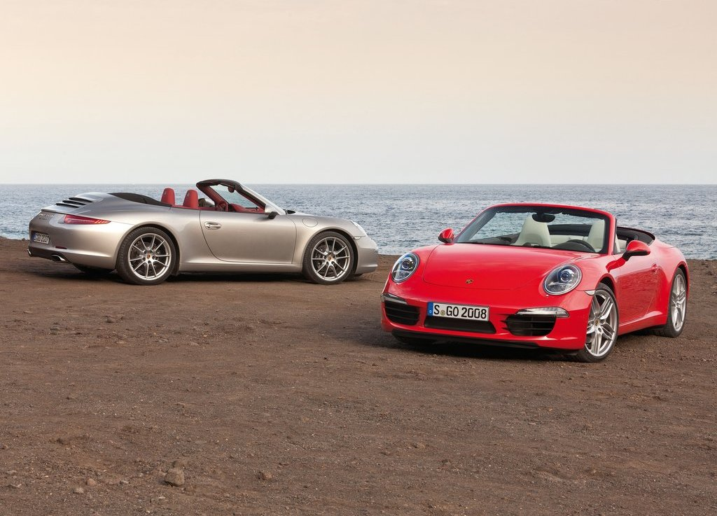 2013 Porsche 911 Carrera Cabriolet  (Photo 2 of 5)