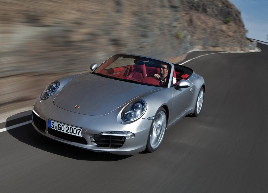 2013 Porsche 911 Carrera Cabriolet (View 5 of 5)