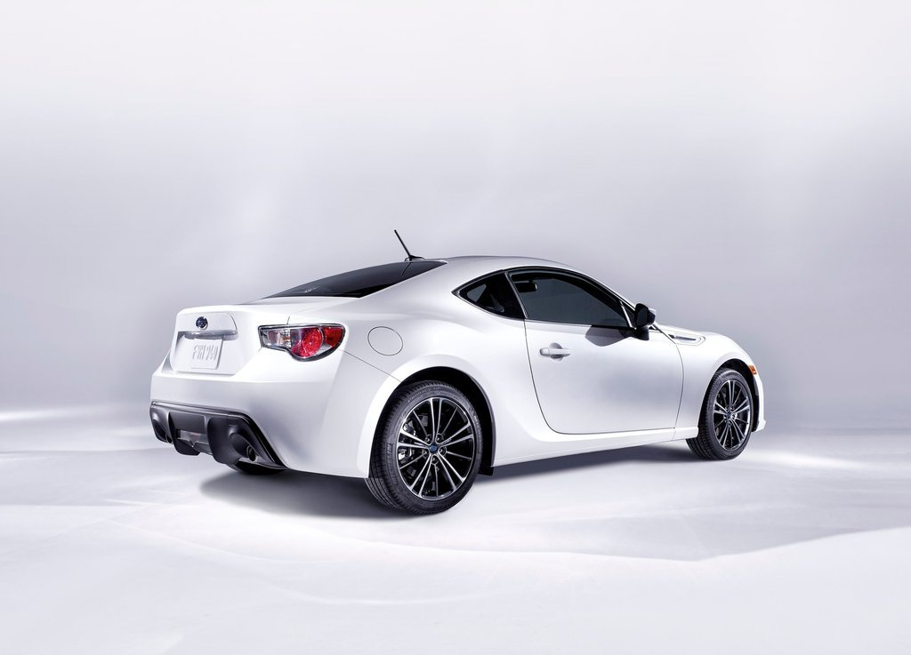 2013 Subaru BRZ Side (Photo 2 of 2)