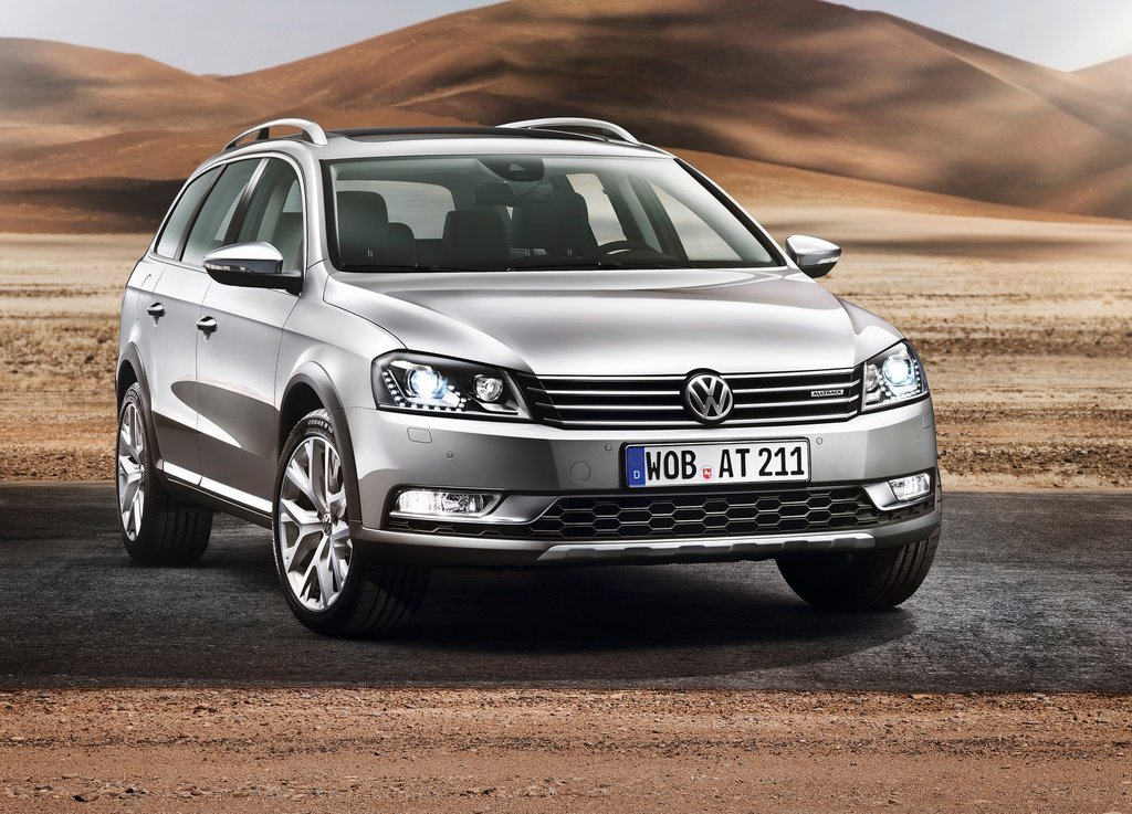 Featured Image of 2013 VW Passat Alltrack