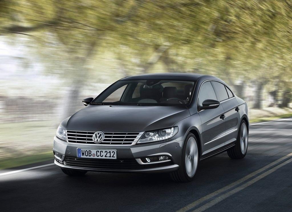 2013 Volkswagen Passat CC (View 1 of 8)