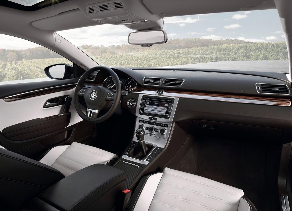 2013 Volkswagen Passat CC Interior (View 3 of 8)