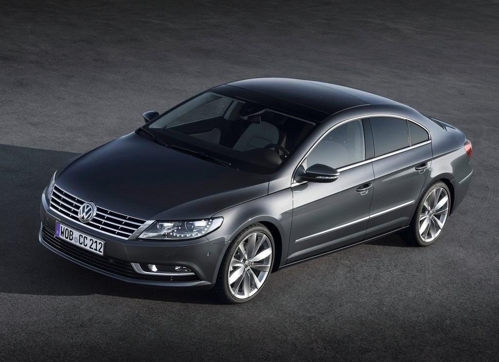 2013 Volkswagen Passat CC Top (View 7 of 8)