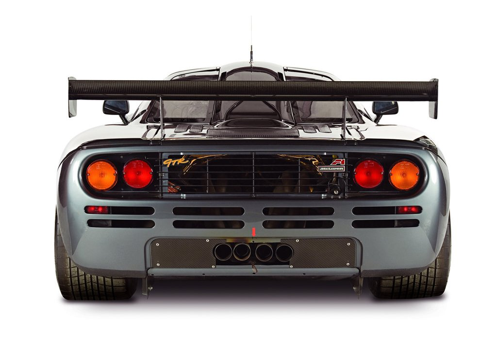 1995 McLaren F1 GTR Rear (View 1 of 3)