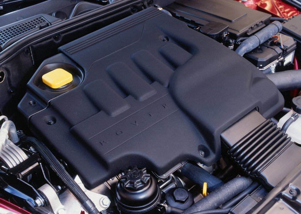 1999 Rover 75 Engine (Photo 2 of 7)
